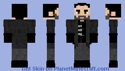 Captain Boomerang | CW Minecraft Skin
