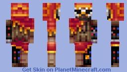 Al Mukhtar | المختار Minecraft Skin