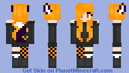 Multi Requested Skin 3 Halloween Theme Minecraft Skin