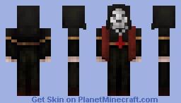 [LOTC] Satanic Priest Minecraft Skin