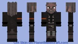 King Ezekiel / The Walking Dead / Mercy Minecraft