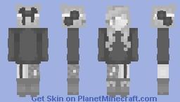 ɪ'ᴍ ғᴀᴅɪɴɢ... ♥ l Crystallized Minecraft Skin