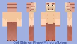 Half Pig Centaur skin Minecraft Skin