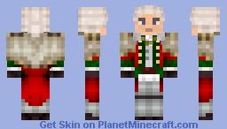 New Vanton Officer [NV RP - Major Henshaw] Minecraft Skin