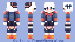 Come and Play! Minecraft Skin