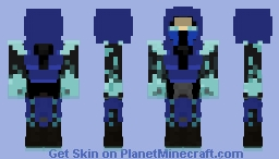 Subzero-injustice 2 fighter pack 1 Minecraft Skin