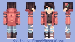 Another Contest/Ted Minecraft Skin