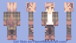 Remus Lupin Minecraft Skin