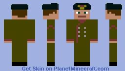 In Soviet Russia, Skins make YOU!!! Minecraft Skin