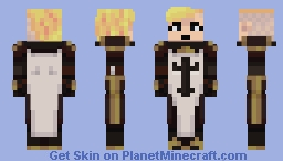 Johanna Minecraft Skin