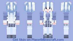 LAURA Minecraft Skin