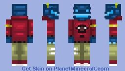 (✖﹏✖) MONSTERr-P (✖﹏✖) Minecraft Skin