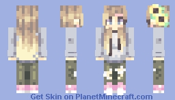back from the dead Minecraft Skin