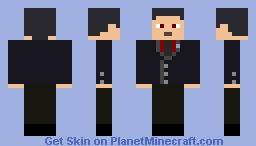 Leader of the N.W.O. Minecraft Skin