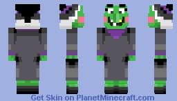 Inieloo | Witch - Inktober Challenge Minecraft Skin