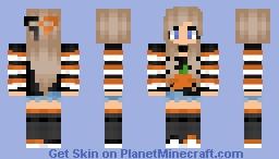 Halloweebs 🎃👻🍂 Minecraft Skin