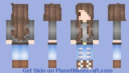 Remake of an old skin Minecraft Skin