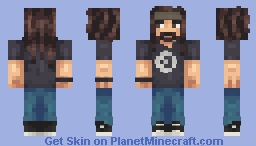 Rob Chapman is cool Minecraft Skin