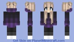 Ridgey - Co-Mayor of River Cove Minecraft Skin