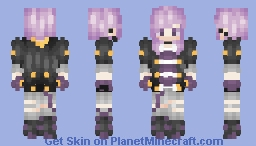 "🎶ℒε!𝓪🎶~ ""Give your all to me, I'll give my all to you"" ~ Oc ~ Minecraft Skin"