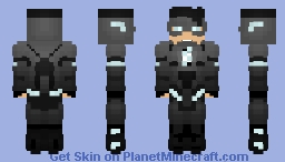 Custom Speedster Minecraft Skin