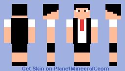 TSP Skins 5 Minecraft Skin