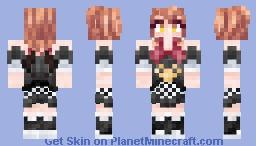 Vampire (Halloween) Minecraft Skin