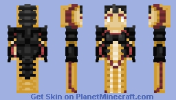 [REQUEST] Viper (XCOM2) Minecraft Skin