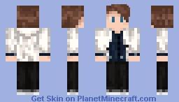 Woots Fancy skin Minecraft Skin