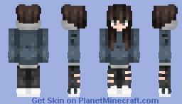 hoodies n' stuff Minecraft Skin