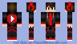 YouTuber's Skin Minecraft Skin