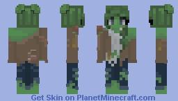 ZGirl // Blood version in DESCRIPTION ~ ♥ Minecraft Skin