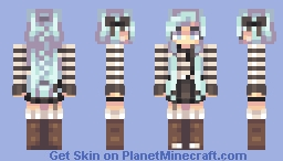 Morning Doves Minecraft Skin