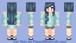 Tag, You're it, Tag Tag, You're it Minecraft Skin
