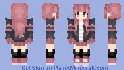 Aivi Minecraft Skin