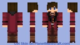 [PRIVATE] Cloudy5089 Minecraft Skin
