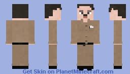 Preacher // Hitler // 2x03 Minecraft Skin