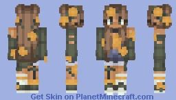 𝓐𝓻𝓽𝓼𝔂 Minecraft Skin
