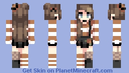 i feel like i'm going to cry Minecraft Skin