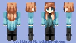 - Beverly - Minecraft Skin