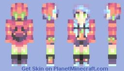 Boo! // Requests Minecraft Skin