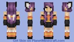 Sweet sinless sensation Minecraft Skin
