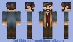 De Wett Minecraft Skin