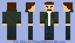 Christopher Adams (Stairs) Minecraft Skin