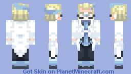 Colress [Pokémon Black & White 2] Minecraft Skin