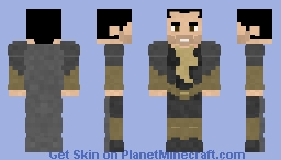 Black Adam | Injustice 2 Minecraft Skin