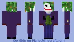The Joker / Coringa Minecraft Skin