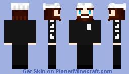 PewDiePie Minecraft Skin