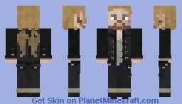 Dwight [The Walking Dead] // 7x03 Minecraft Skin
