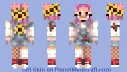 flower spirit -oc male ver in desc Minecraft Skin